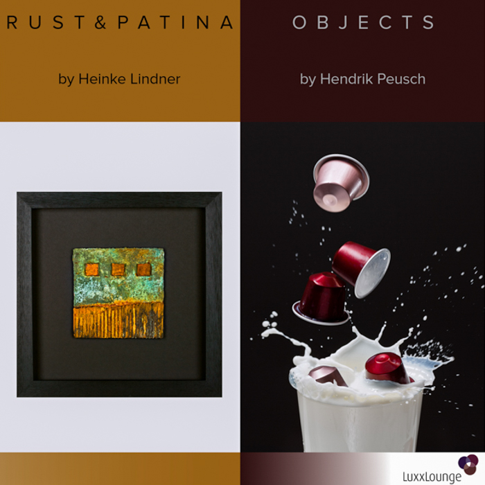 "Kunstausstellung – ""OBJECTS"" + ""RUST & PATINA"" am Frankfurt Airport"